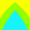 Lemon Lime Turquoise by Heather Joyce Morrill