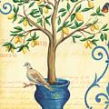 Lemon Tree Of Life by Debbie DeWitt
