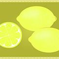 Lemons by Lenka Ondrasova