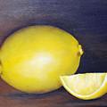 Lemons by Maureen Baker
