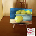 Lemons by My Caguioa