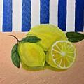 Lemons by Terri Huffman