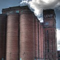 Lemp Brewery by Jane Linders