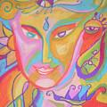Lemurian Dreamer by Jelila