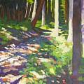Lena Lake Trail I by Mary McInnis