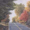 Lengthening Shadows by Karen Cummings