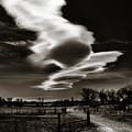 Lenticular Clouds Of Colorado by Marilyn Hunt