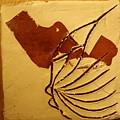 Leonard - Tile by Gloria Ssali