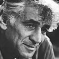 Leonard Bernstein 1970 by Library Of Congress