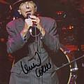 Leonard Cohen Autographed by Pd