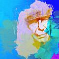 Leonard Cohen by Naxart Studio