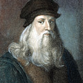 Leonardo Da Vinci - To License For Professional Use Visit Granger.com by Granger