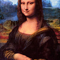 Mona Lisa by Pg Reproductions