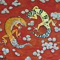 Leopard Geckos by Caroline Street