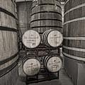 Leopold Bros Barrels by Keith Ducker