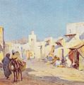 Leopold Carl Muller 1887 by Munir Alawi