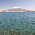 Lerapetra From Across The Bay by Antony McAulay