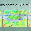 C'est Sur Les Bords Du Saint-laurent Mug Shot by Dominique Fortier