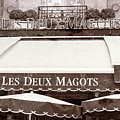 Les Deux Magots - #2 by Stephen Stookey