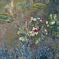 Les Nympheas by Claude Monet