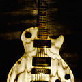 Les Paul Guitar by Bill Cannon