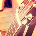 Les Paul Guitar by Brandi Fitzgerald