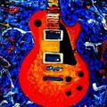 Les Paul Rocks by Neal Barbosa