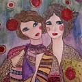 Les Soeurs De Coeur by Anne BAZABIDILA