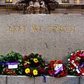 Lest We Forget War Memorial Martin Place by Miroslava Jurcik