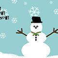 Let It Snow by April Cook