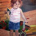 Let Me Call Papa by Irina Sztukowski