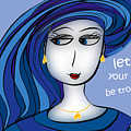 Let Not Your Heart Be Troubled by Sharon Augustin