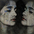 Let The Dream Begin Let Your Darker Side Give In  by Paul Lovering