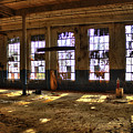 Let There Be Light Mary Leila Cotton Mill 1899 by Reid Callaway
