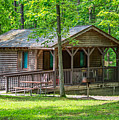 Letchworth State Park Cabin by Steve Harrington