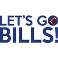 Let's Go Bills by Florian Rodarte