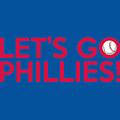 Let's Go Phillies by Florian Rodarte