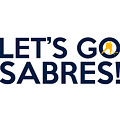 Let's Go Sabres by Florian Rodarte