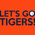 Let's Go Tigers by Florian Rodarte