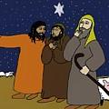 Let's Go To Bethlehem by Connie Kottmann