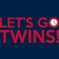 Let's Go Twins by Florian Rodarte