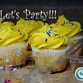 Let's Party Cupcakes by Jannice Walker