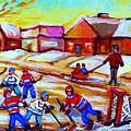 Lets Play Hockey by Carole Spandau