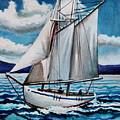 Let's Set Sail by Elizabeth Robinette Tyndall