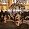 Lets Take An Evening Trip by Jaroslaw Blaminsky
