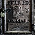 Letter Box Drop by Steven Milner