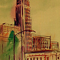 Leveq-lncoln Tower Columbus Ohio by Frank Hunter