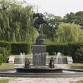 Levi L. Barbour Memorial Fountain by Adam Schneider