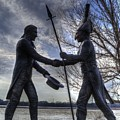 Lewis And Clark by FineArtRoyal Joshua Mimbs