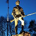 Lexington Minuteman by Brian Jannsen